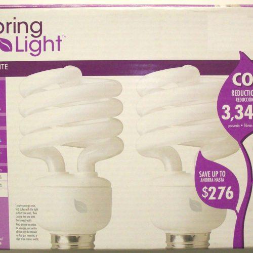 CFL Springlamps